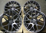 Alloy Wheels X 4 19 Gm Fox Ms007 For Land Range Rover Discovery Sport