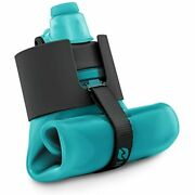 Collapsible Sports Water Bottle - Foldable With Reusable Leak Proof Twist Cap 22