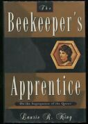 Laurie R King / Beekeeper's Apprentice Or On The Segregation Signed 1st Ed 1994