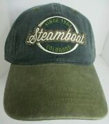 Steamboat Colorado Hat Cap Prefade Co Skier Skiing Usa Embroidery Unisex Dis