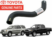 Genuine Oem Toyota 16571-62070 Replacement Upper Radiator Hose New Free Shipping