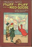 St. Charles, Mo. Kuhlmann's Red Goose Shoes Muff And Puff Travel Advertising Book