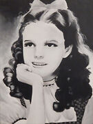 Canvas Judy Garland 30x24 Giclee Edition Art Print Poster Dorothy By Ed Capeau