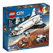 Space Mars Lego City Research Shuttle Space Shuttle Toy Build An Exciting Space
