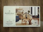 New In Box Hearth And Hand With Magnolia Wooden Tree House Toy Set