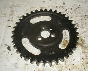 1977 Chris Craft Lancer Volvo Penta Gm 350 5.7l Timing Chain And Gear
