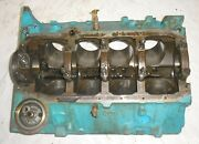 1981 Carver 25and039 Boat W 260 Hp Omc 5.7l 350 Gm Good Used Engine Block