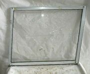 1986 Caribbean 19and039 Boat W 140 Hp Omc 3.0l Right Front Window Windshield