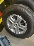 2019 Jeep Wrangler Sport Wheels And Tires With Tpms Sensors. Condition Is Used.