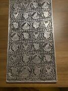 Wilton Columbia Pa Pewter One Dollar Tray Measuring 15 Inches In Height