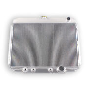 3-row 24and039and039 Core Radiator For 68 69 Ford Mustang/67-70 Mercury Cougar 289 302 351