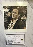 Autograph John Russo - Night Of The Living Dead Signed Photo 8x10 Coa Horror
