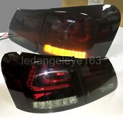Dark Red 2006-2011 Year Led Taillights For Lexus Gs300 Gs350 Gs430 Gs450 Lamp Sn