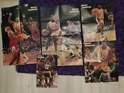 Magic Johnson Lakers Collection Of Posters N.b.a. Basketball