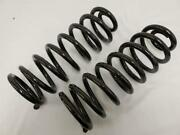 1965-1968 Chevy Impala Biscayne Caprice Belair 2 Drop Rear Coil Springs 2 Inch