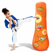 Novelty Place Kidand039s Inflatable Punching Bag - Free Standing Socker Bopper Buddy