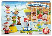 Fisher-price Little People Advent Calendar Count Down To Christmas With Your ...