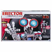 Erector By Meccano Meccanoid Xl 2.0 Robot-building Kit Stem Education Toy For...