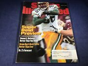 Q3-86 Sports Illustrated Magazine - January 19 1998 - Super Bowl Preview