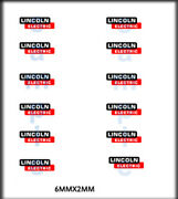 River Point Station Rsp Boley 1/87 Ho Scale Vehicle Door Decals Lincoln Electric