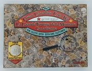 Royal Canadian Mint Great Coin Kit Young Collectorand039s Edition 1995 Canada Album