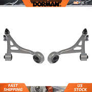 Fits Q45 2002-2006 Front Lower Lh Rh Control Arms And Ball Joints - Dorman
