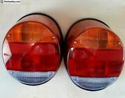 Vw Bug Thing Tail Light Tailght Set Hella Nos New