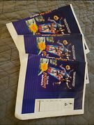 Vintage Bill And Tedand039s Excellent Adventure 1989 Promotional Paper Book Covers...
