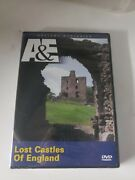 Ae Ancient Mysteries - Lost Castles Of England Dvd, 2006 H1b