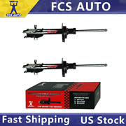 Fits Mazda Mpv From August 2000 Front Suspension Strut Assembly - Fcs Auto