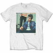 Bob Dylan Highway 61 Soft Slim Fit T-shirt New S M L Xl 2x Official