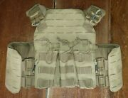 Firstspear Strandhogg Plate Carrier 6/12 Tubes S Coyote Triple 7.62x39 Mag Pouch