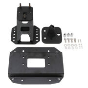 Spare Tire Relocation Shift Bracket For 2018-2020 Jeep Wrangler Jl