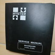 Hyster S135xl S155xl S155xl2 Spacesavter Forklift Shop Service Repair Manual 135