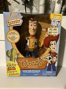 Toy Story Woody Signature Collection Brand New