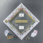 Monopoly 85th Anniversary Limited Edition To 500