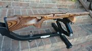 Winchester 70 S/a Brown Camo Laminated Wood Stock Free Ship Actualpics Cheap 593