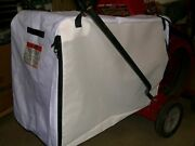 Troy Bilt Chipper Vac Bag. Custom Made For 4 And 5 And 8 Hp Pro Model Heavyduty