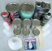 Perfecoat Automotive Paint Kit For 2002 - 2013 Land Rover Range Rover