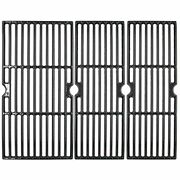 18 3/16 Polished Porcelain Coated Cast Iron Gas Grill Grates For Char-broil