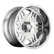 American Truxx Atf1908 Orion 22x12 8x165.1 Offset -44 Polished Quantity Of 1