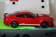 2020 Ford Mustang Gt500 Race Red 1/12 Diecast 336/500 Gt Spirit Awsome