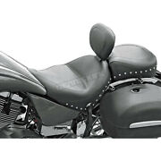 Mustang Seats Studded 2-piece Seat W/drivers Backrest - 79380