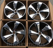 21 5 Spoke Style Forged Wheels Rims For 2003-2016 Bentley Continental Gt Gtc
