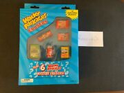 Factory Sealed Topps Wacky Packages Erasers 12-pack- Quick Secure Shipping