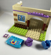 Parts From Lego Friends Summer Riding Horse Camp Stable Farm 3185 Euc