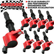 8x Motorcraft Ignition Coils Dg508 For Ford F150 Expedition 4.6l 5.4l V8 Mercury