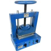Grobet Machinedual Control Rubber Wax Mold Vulcanizer Jewelry Casting