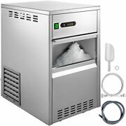 Snow Flake Ice Maker 88lbs/40kg 304 Stainless Steel 380w Ice Shaver Maker Great