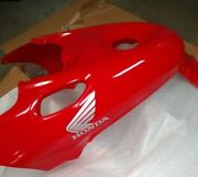 New Honda Tank Cover Red 83705-hr0-f00
